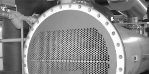 Apparecchiatura di scambio termico tubolare