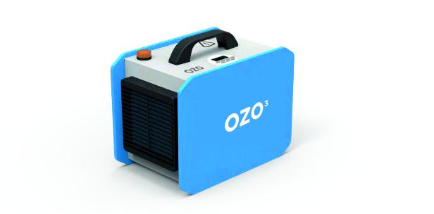 Disinfezione portatile ad ozono